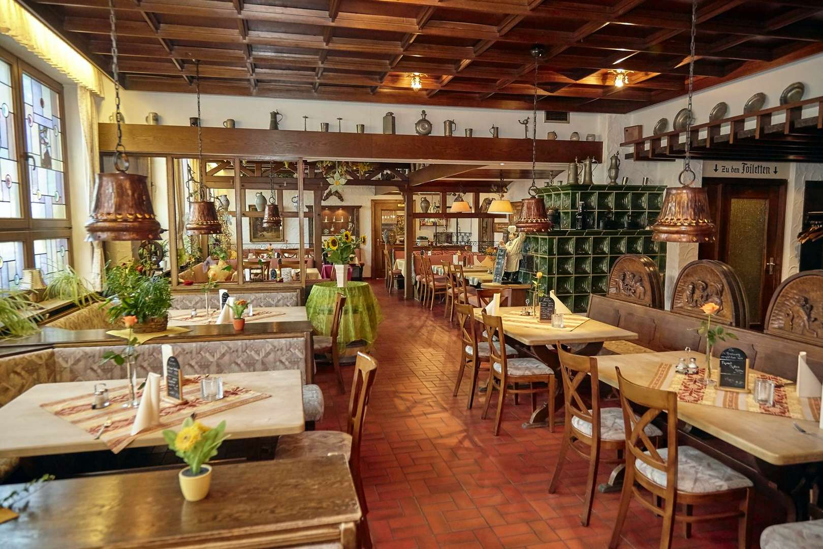 Weinstube Restaurant regionale Taubertal Maintal